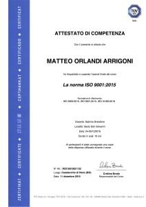 19-011 AttestatoMatteoOrlandiArrigoniISO9001